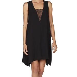 BCBGMaxAzria | Alie Sleeveless A-line midi dress